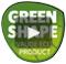 Zelený tvar